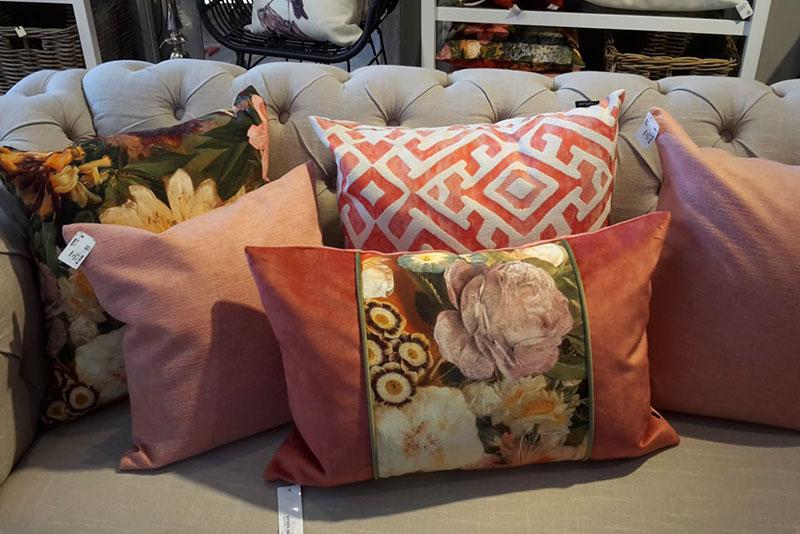 Galerie Deko Kissen Sofa - Inspiration am Vreithof