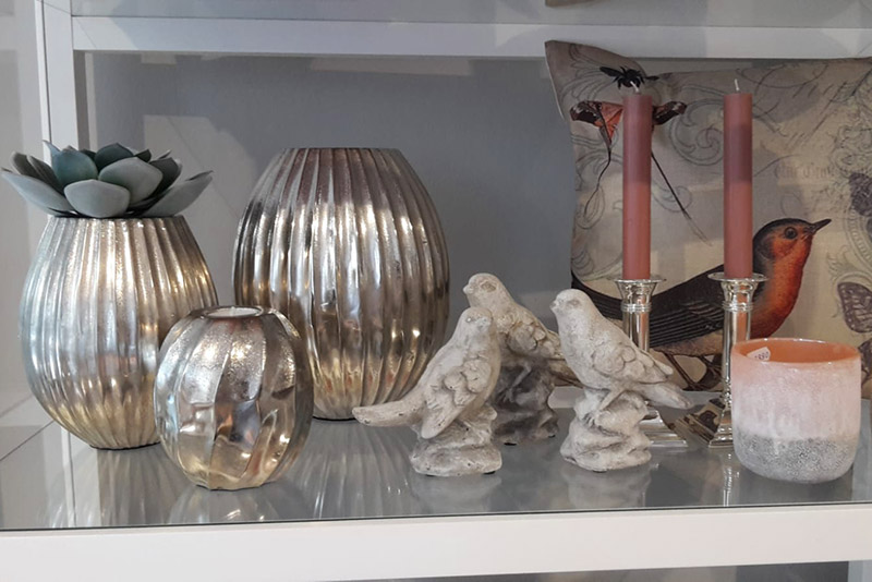 Galerie Deko Vogel Kerze - Inspiration am Vreithof